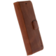 Krusell Sunne 5 Card FolioCase flipové pouzdro pro Samsung Galaxy S8, hnědá