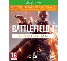 Battlefield 1: Revolution (Xbox ONE) Elektronické předplatné deníku Sport a časopisu Computer na půl roku v hodnotě 2173 Kč