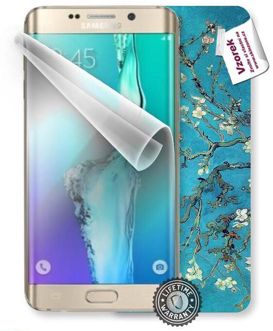ScreenShield fólie na displej pro Samsung Galaxy S6 edge+ (SM-G928F) + skin voucher