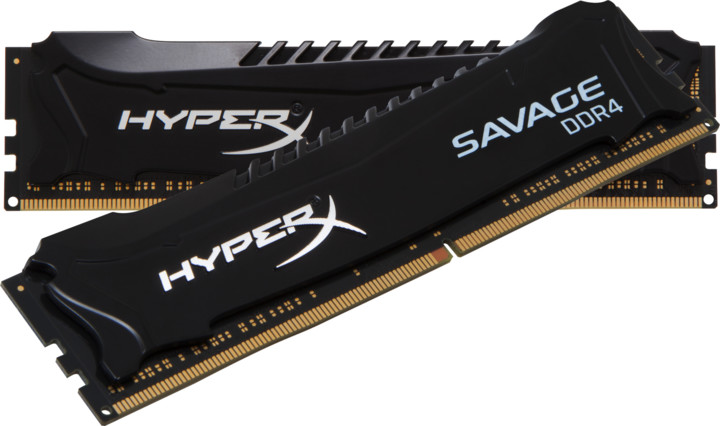 Kingston HyperX Savage Black 16GB (2x8GB) DDR4 3000