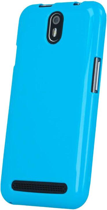 myPhone silikonové (TPU) pouzdro pro FUN 5, modrá