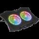 YENKEE YSN 310 chladící RGB podložka pro NB