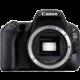 Canon EOS 200D, tělo, černá  + Voucher až na 3 měsíce HBO GO jako dárek (max 1 ks na objednávku)