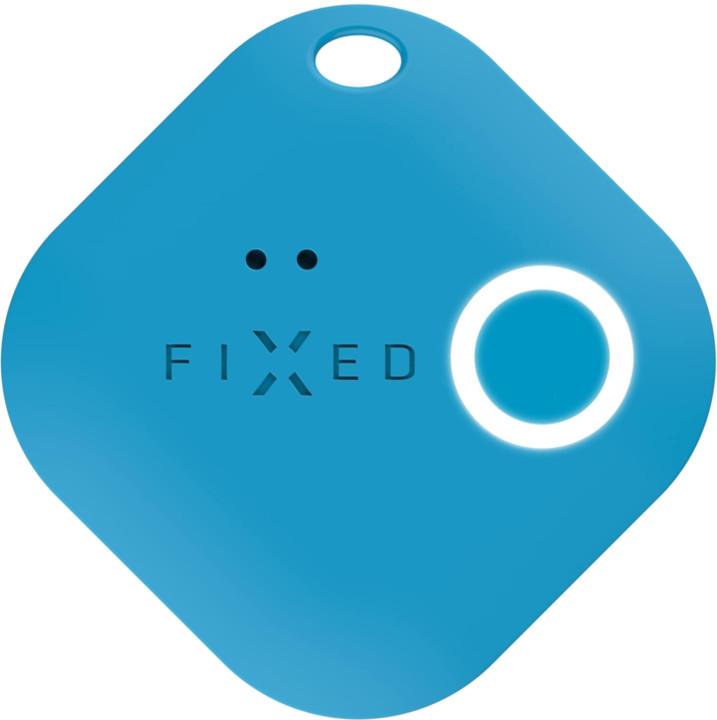 FIXED Key finder Smile s motion senzorem, modrá