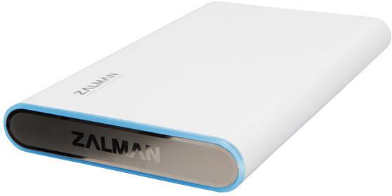 Zalman ZM-HE250 U3, bílá