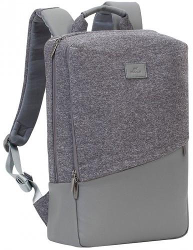 """RivaCase 7960 batoh pro MacBook Pro a Ultrabook 15.6"""", šedá"""