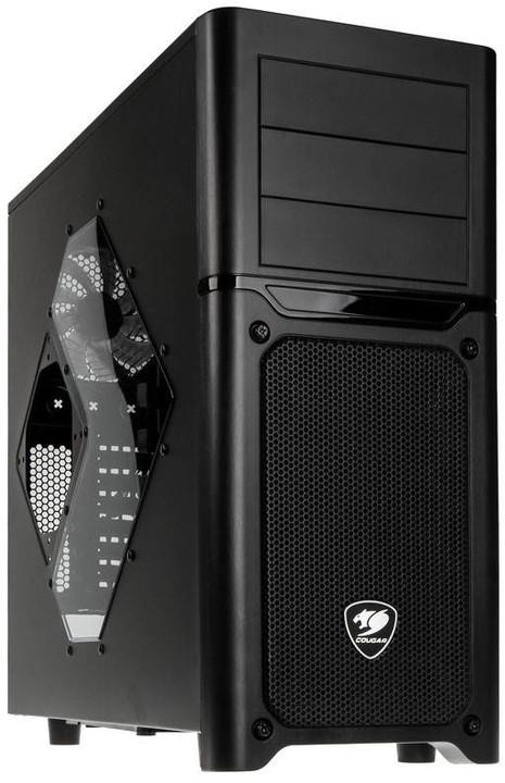 Cougar MX500, černá