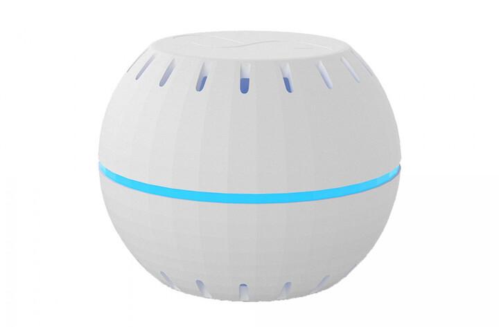 Shelly bateriový snímač teploty a vlhkosti HT, WiFi, bílá