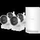 iGET HOMEGUARD HGNVK68004 + 4x kamera FHD 1080p, 6 kanálů NVR  + O2 TV s balíčky HBO a Sport Pack na 2 měsíce (max. 1x na objednávku)