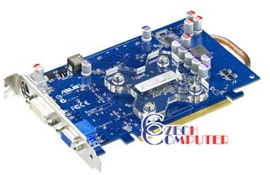 ASUS Extreme N6600TOP Silent /TD 256MB, PCI-E