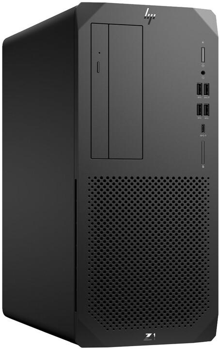 HP Z1 G6 WKS, černá