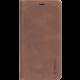 Krusell flipové pouzdro SUNNE 4 CARD Foliocase pro Apple iPhone X, hnědá  + Voucher až na 3 měsíce HBO GO jako dárek (max 1 ks na objednávku)