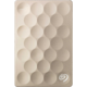 Seagate Backup Plus Ultra Slim 2TB, zlatá