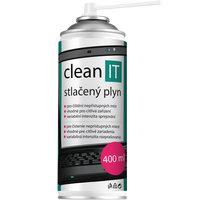 Clean IT stlačený plyn 400ml