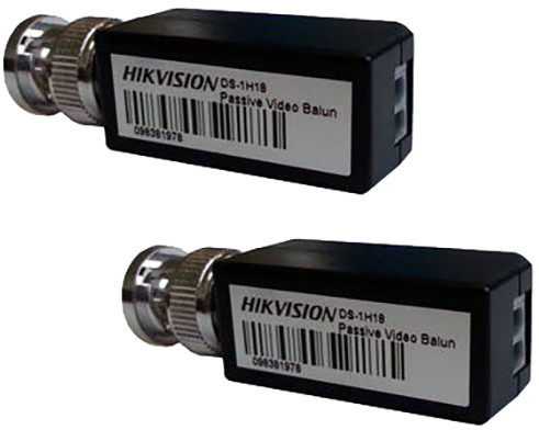 Hikvision DS-1H18 TurboHD (HD-TVI, Analog) na UTP
