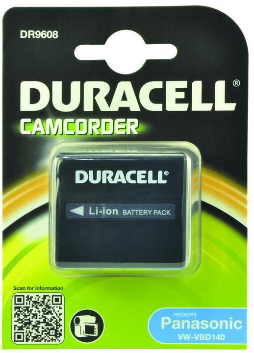 Duracell baterie alternativní pro Panasonic CGA-DU14A/1B