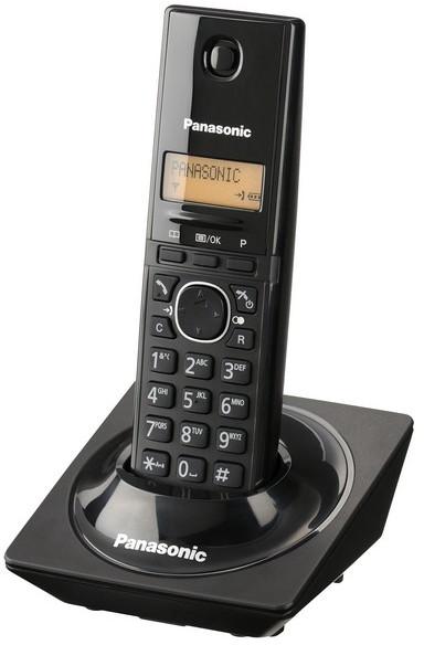 Panasonic KX-TG1711FXB, černá