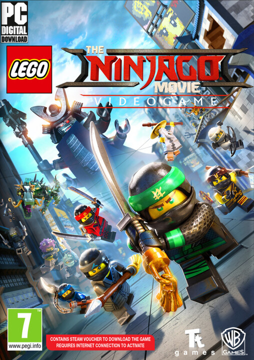LEGO Ninjago Movie Video Game (PC)