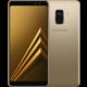 Samsung Galaxy A8, 4GB/32GB, Dual SIM, zlatá  + Káva Colombia Supremo, 500g v hodnotě 200 Kč