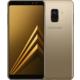 Samsung Galaxy A8 - 32GB, Dual SIM, zlatá  + 300 Kč na Mall.cz