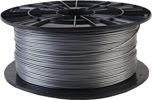 Plasty Mladeč tisková struna (filament), PLA, 1,75mm, 1kg, stříbrná