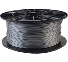 Filament PM tisková struna (filament), PLA, 1,75mm, 1kg, stříbrná - F175PLA_SI