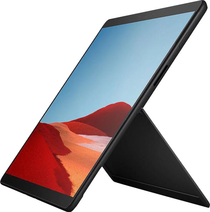 Microsoft Surface Pro X, černá