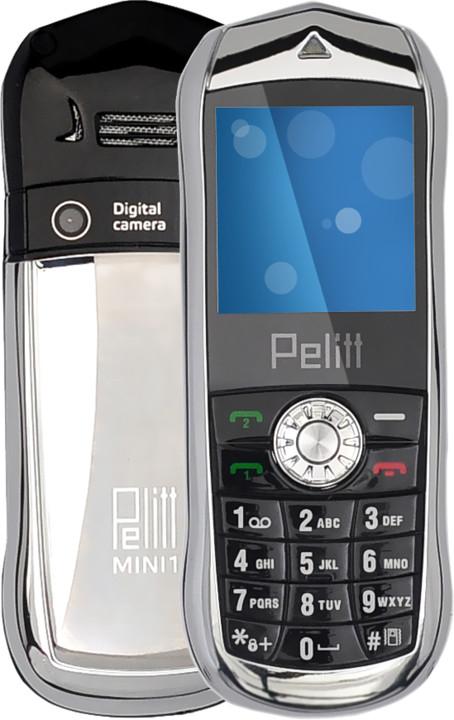 Pelitt Mini 1, černá
