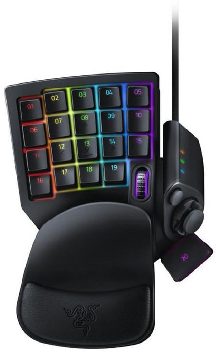 Razer Tartarus V2, RGB LED, černá