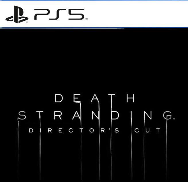 Death Stranding - Directors Cut (PS5)