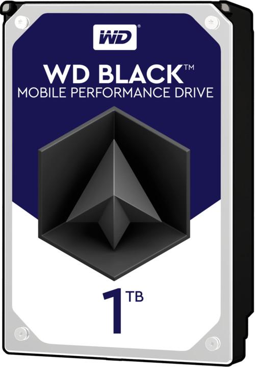 """WD Black (JPLX), 2,5"""" - 1TB"""