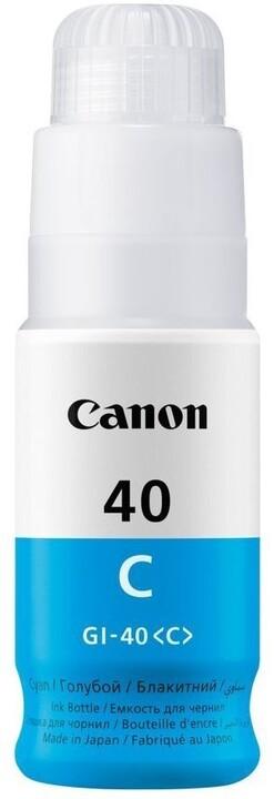 Canon GI-40 C, azurová
