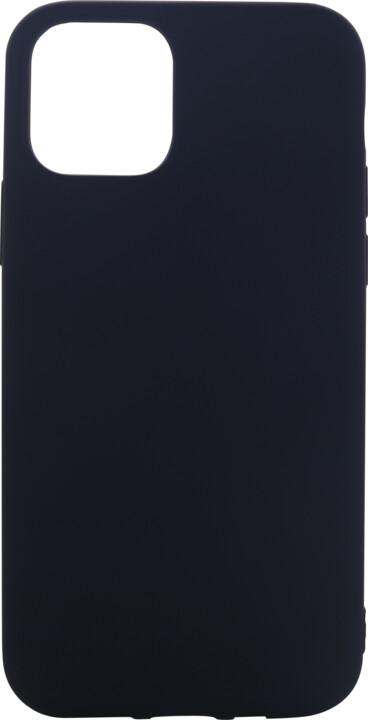 EPICO silikonový kryt CANDY pro iPhone 11 Pro Max, černá