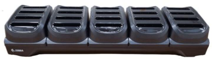 Zebra nabíjecí stanice pro TC21 a TC26, 20 slotů, bez adaptéru