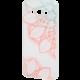 EPICO Pružný plastový kryt pro Samsung Galaxy A8 (2018) FLOWER MANDALA