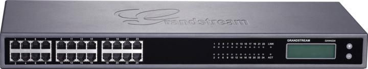 Grandstream GXW4224, VoIP analogová brána