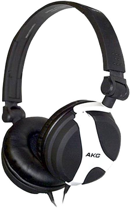 AKG K 518, bílá