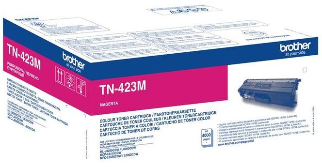 Brother TN-423M, magenta