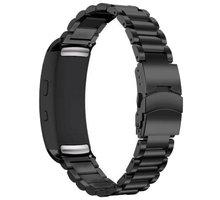 ESES kovový řemínek pro Samsung Gear Fit 2, černá 1530000649