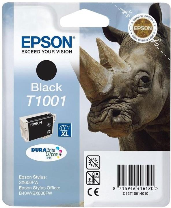 Epson C13T10014010, černá