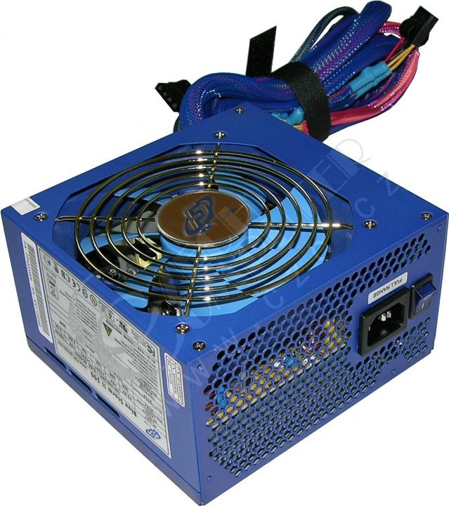 Fortron Blue Storm II 500W