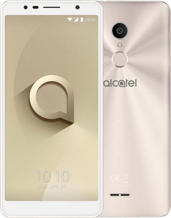 ALCATEL 3C 5026D, zlatá