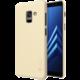 Nillkin Super Frosted zadní kryt pro Samsung A530 Galaxy A8, Gold