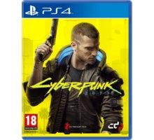 Cyberpunk 2077 (PS4)  + Samurajský Medailon v hodnotě 299 Kč