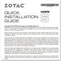 Zotac GeForce RTX 2070 GAMING OC mini, 8GB GDDR6