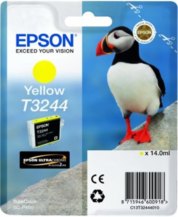 Epson T3244, yellow