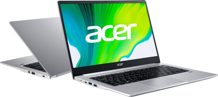 Acer Swift 3 (SF314-59-54MP), stříbrná