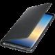 Samsung flipové pouzdro LED View pro Note 8, černá