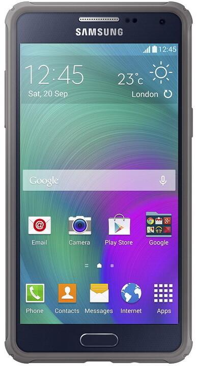Samsung ochranný kryt EF-PA500B pro Galaxy A5 (SM-A500), hnědá