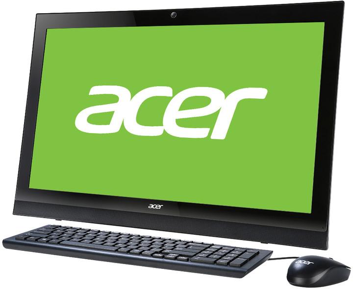 Acer Aspire Z1 (AZ1-622), černá